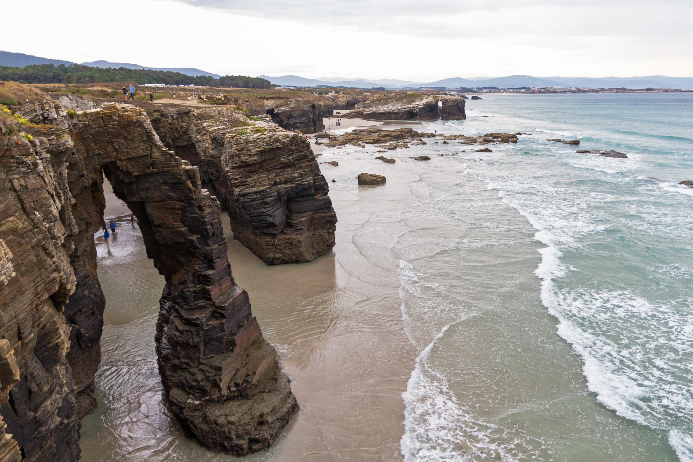 playa de las catedrales localidad