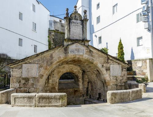 Camino de Santiago, Parada en Mondoñedo